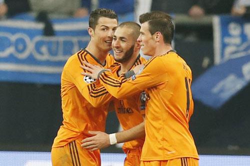 Real: Falcao đẳng cấp nhưng chỉ Benzema là đủ - 1
