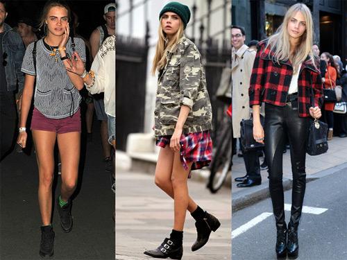 9 người mẫu ăn mặc sành điệu nhất làng mốt - 2