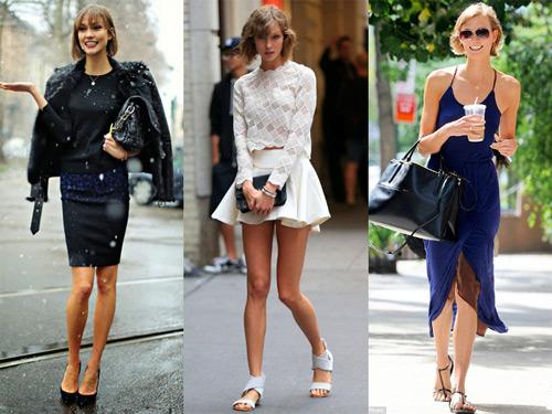 9 người mẫu ăn mặc sành điệu nhất làng mốt - 3