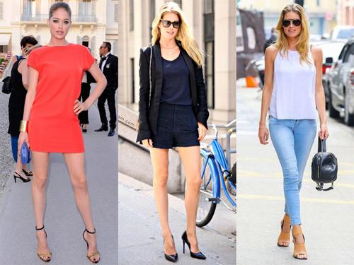 9 người mẫu ăn mặc sành điệu nhất làng mốt - 5