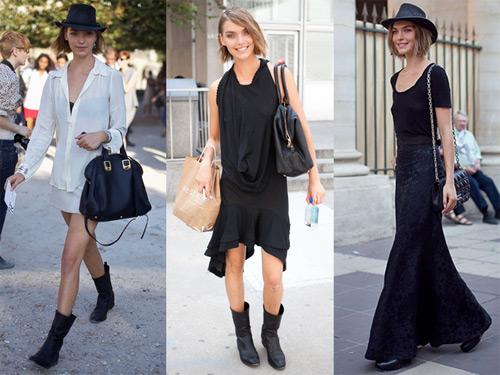 9 người mẫu ăn mặc sành điệu nhất làng mốt - 8