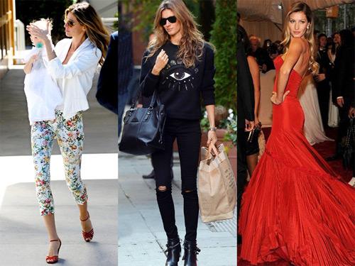9 người mẫu ăn mặc sành điệu nhất làng mốt - 9