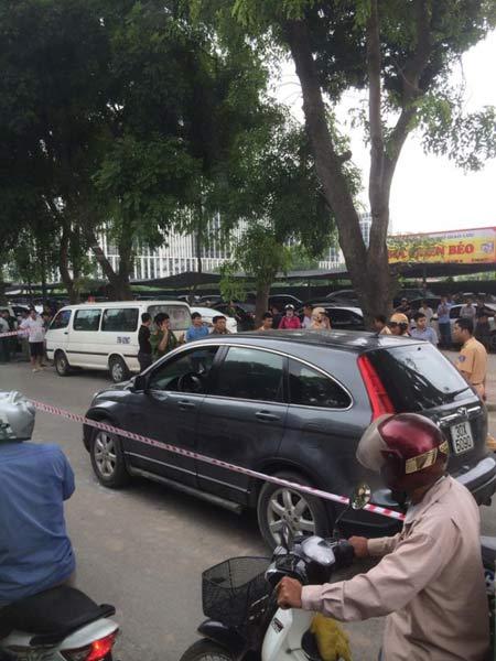 Người lái ô tô bị đâm chết: Chân dung sát thủ giết thuê - 1