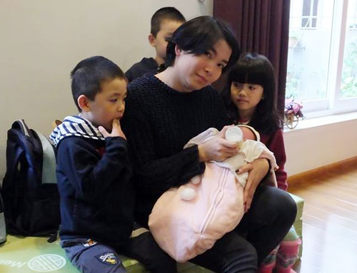 Trẻ bị bán ở chùa Bồ Đề: Nỗi đau của người cha đỡ đầu - 2