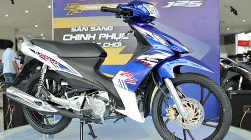 3 lựa chọn xe máy côn tay giá dưới 30 triệu đồng - 1