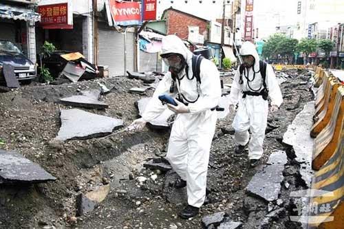 Quan chức Đài Loan từ chức sau vụ nổ khí gas - 1