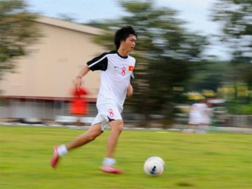 U19 Việt Nam tập bứt tốc như thần tượng Ronaldo ở Brunei - 4