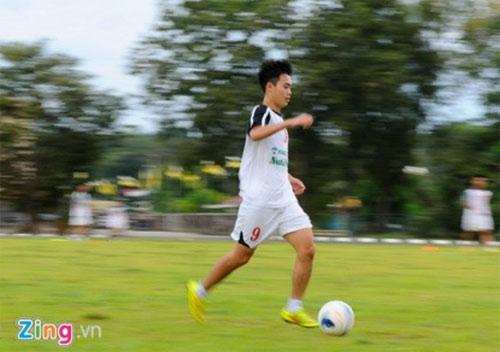 U19 Việt Nam tập bứt tốc như thần tượng Ronaldo ở Brunei - 6