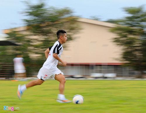 U19 Việt Nam tập bứt tốc như thần tượng Ronaldo ở Brunei - 8