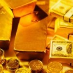Tài chính - Bất động sản - Leo thang căng thẳng tại Ukraine khiến giá vàng vọt tăng