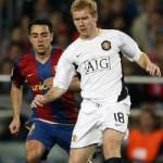 Bóng đá - Xavi hối tiếc duy nhất: Không được thi đấu với Scholes