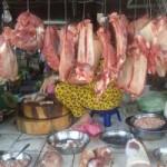 Thị trường - Tiêu dùng - Thịt heo tồn dư kháng sinh vượt ngưỡng