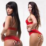 Thời trang - Thí sinh Hoa hậu Siêu vòng 3 Brazil khoe vẻ bốc lửa