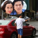 Ca nhạc - MTV - Hồ Hoài Anh lái xế bạc tỷ mới tậu đưa đón vợ