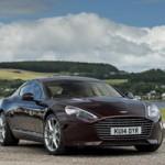 Ô tô - Xe máy - Siêu xe Aston Martin Vanquish và Rapide S dùng hộp số 8 cấp