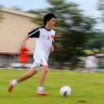 Bóng đá - U19 Việt Nam tập bứt tốc như thần tượng Ronaldo ở Brunei