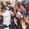Vụ Cát Tường: Gia đình làm lễ cầu siêu cho chị Huyền