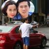Hồ Hoài Anh lái xế bạc tỷ mới tậu đưa đón vợ