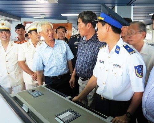 Thành lập Hải đội Cảnh sát biển vùng biển Nam Trung Bộ - 1