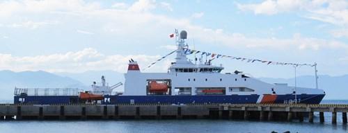 Thành lập Hải đội Cảnh sát biển vùng biển Nam Trung Bộ - 2