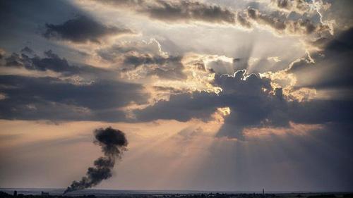 Chiến đấu cơ Ukraine bị bắn hạ gần hiện trường MH17 rơi - 1