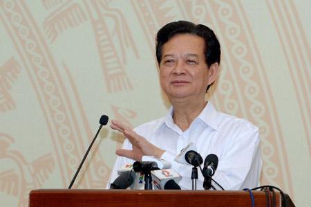 Thủ tướng: Chấm dứt dàn trải, xin cho vốn đầu tư công - 1