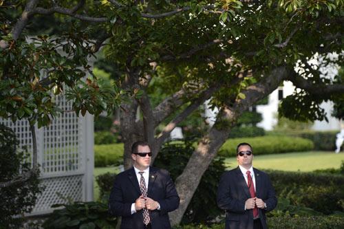 Em bé đột nhập Nhà Trắng gây náo loạn mật vụ Mỹ - 1
