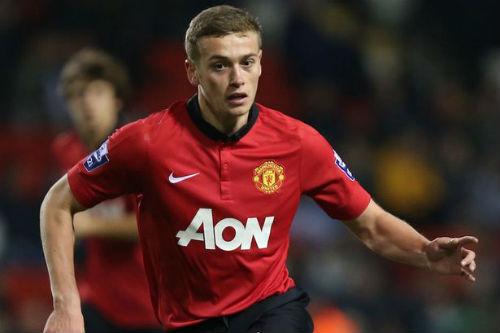 Sao trẻ MU ghi 4 bàn đánh bại Man City - 1