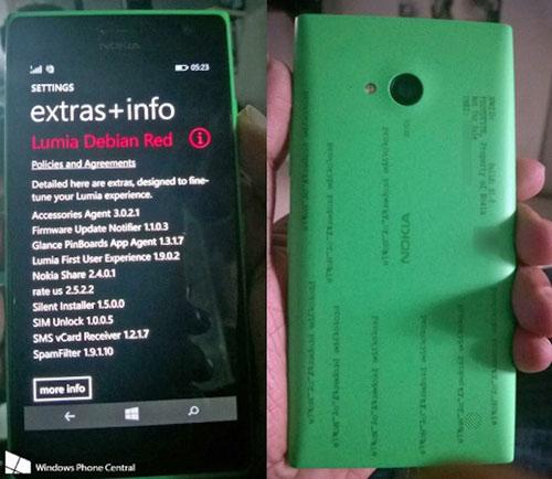 Nokia Lumia 730 giá mềm lần đầu lộ ảnh - 1
