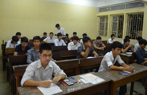 Bộ GD-ĐT công bố điểm sàn đại học, cao đẳng năm 2014 - 1