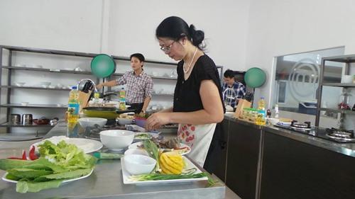 """Khám phá """"căn bếp"""" của Vua đầu bếp Việt Nam - 12"""
