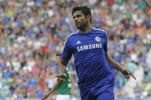 """Diego Costa có thể là """"Drogba mới"""" của Mourinho? - 2"""