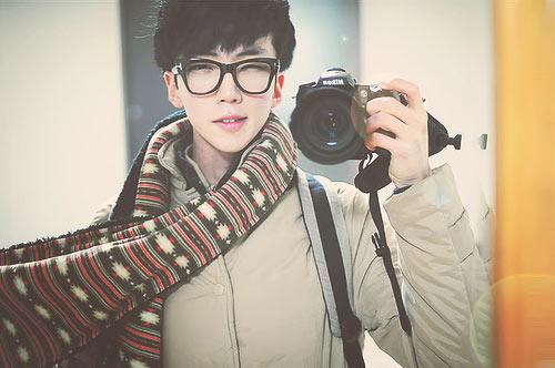 Những chàng trai Hàn Quốc xinh đẹp hơn con gái - 15
