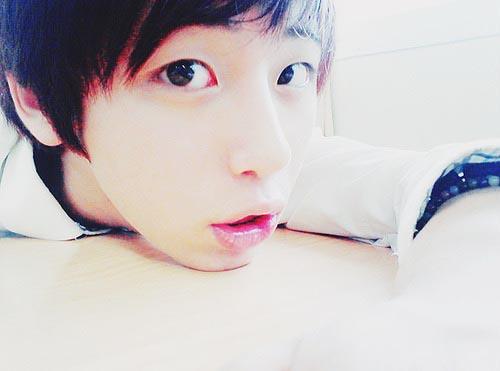 Những chàng trai Hàn Quốc xinh đẹp hơn con gái - 10