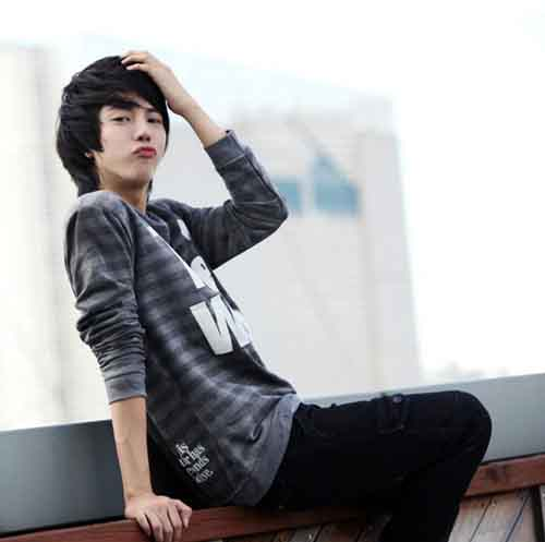 Những chàng trai Hàn Quốc xinh đẹp hơn con gái - 9