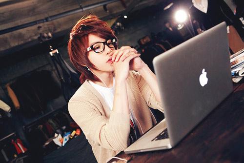 Những chàng trai Hàn Quốc xinh đẹp hơn con gái - 8