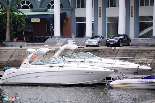 Cặp du thuyền triệu đô của 'chúa đảo' Tuần Châu - 2