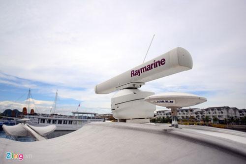 Cặp du thuyền triệu đô của 'chúa đảo' Tuần Châu - 7