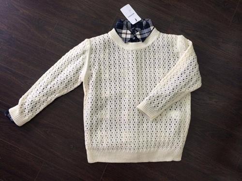 Mách chị em săn áo len rẻ đầu mùa - 2