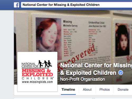 Facebook giúp phát hiện các vụ bạo lực trẻ em - 2