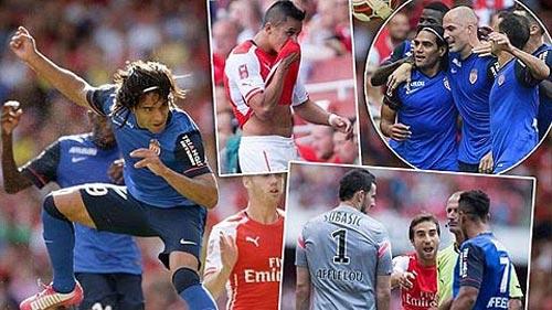 Bốc thăm play-off Cúp C1: Arsenal đối đầu Besiktas - 1