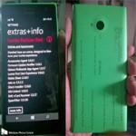 Nokia Lumia 730 giá mềm lần đầu lộ ảnh