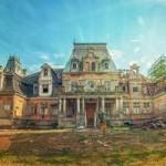 Du lịch - Những lâu đài kỳ vĩ bị bỏ hoang