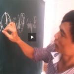 Tin tức trong ngày - Biệt tài viết ngược tuyệt đẹp của thầy giáo xứ Kinh Bắc