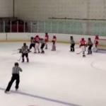 Thể thao - Va chạm nảy lửa, VĐV hockey suýt mất mạng