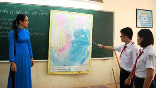 Giảng dạy Hoàng Sa, Trường Sa trong 2 cấp học tại Đà Nẵng - 1