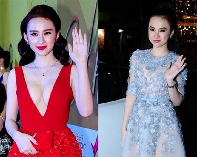 Những thói quen của người đẹp Việt khi tạo dáng - 1