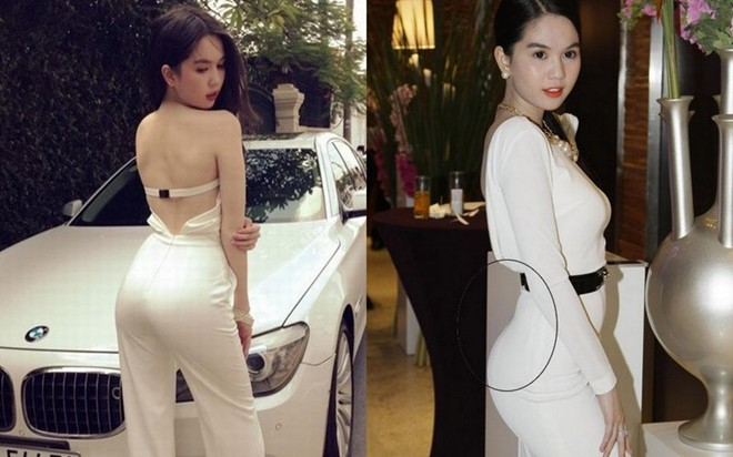 Những thói quen của người đẹp Việt khi tạo dáng - 12