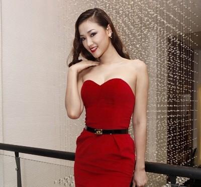 Những thói quen của người đẹp Việt khi tạo dáng - 15