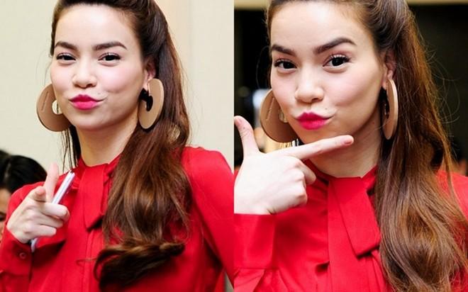 Những thói quen của người đẹp Việt khi tạo dáng - 7